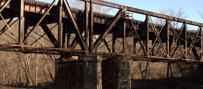Archeological and Architectural History Investigations, CSX Bridge BA172.3 over the North Branch of the Potomac River