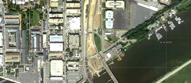 Section 106 Consultation, Archeological and Architectural History Investigations, DC Water's Anacostia River Projects